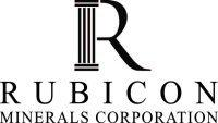 Rubicon Minerals Announces C$100 Million Bought Deal Financing