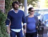Ben Affleck and Jennifer Garner are seen on October 27, 2011 in Los Angeles -- WireImage