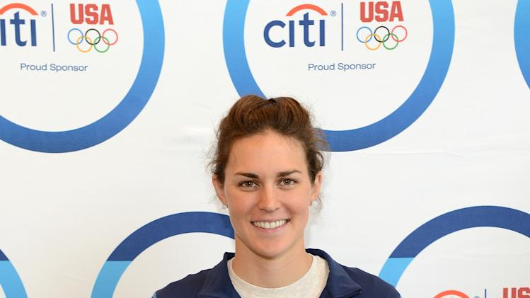 Citi Every Step Of The Way Chicago Event With U.S. Olympian Gwen Jorgensen And Paralympian Amanda McGrory