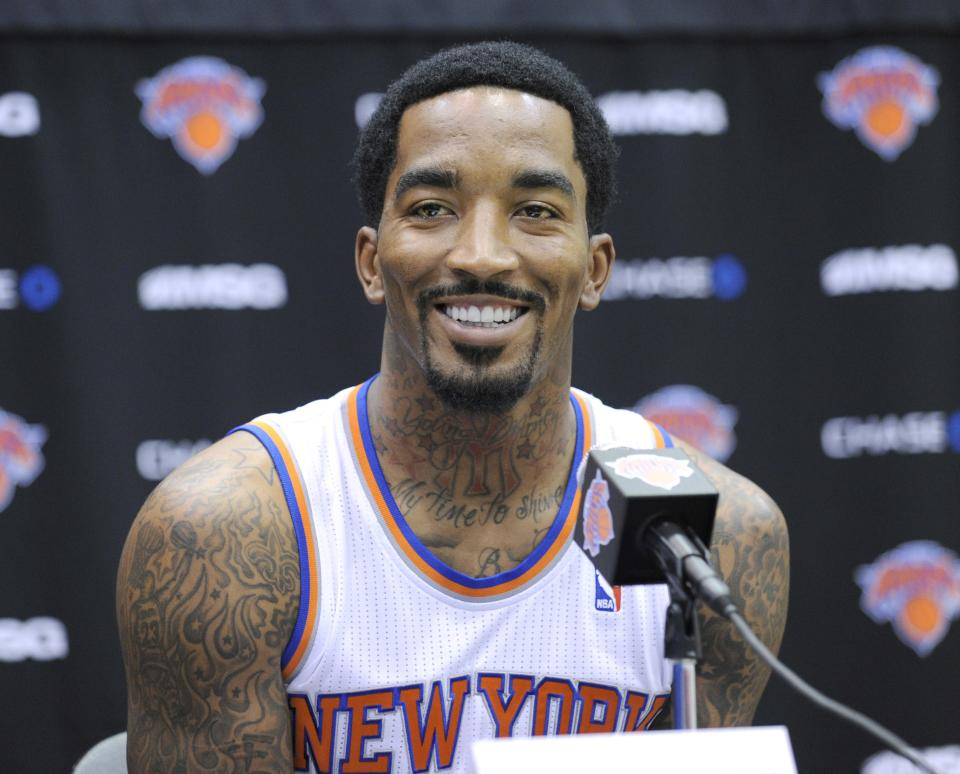 Woodson: Suspended Knick Smith must 'grow up'