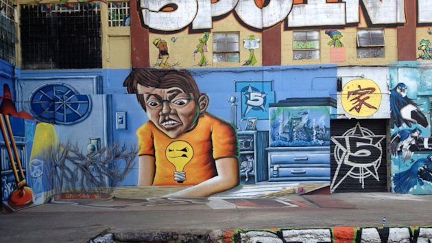 Judge Grants Artists Restraining Order to Block Destruction of NY 'Graffiti Mecca' (ABC News)