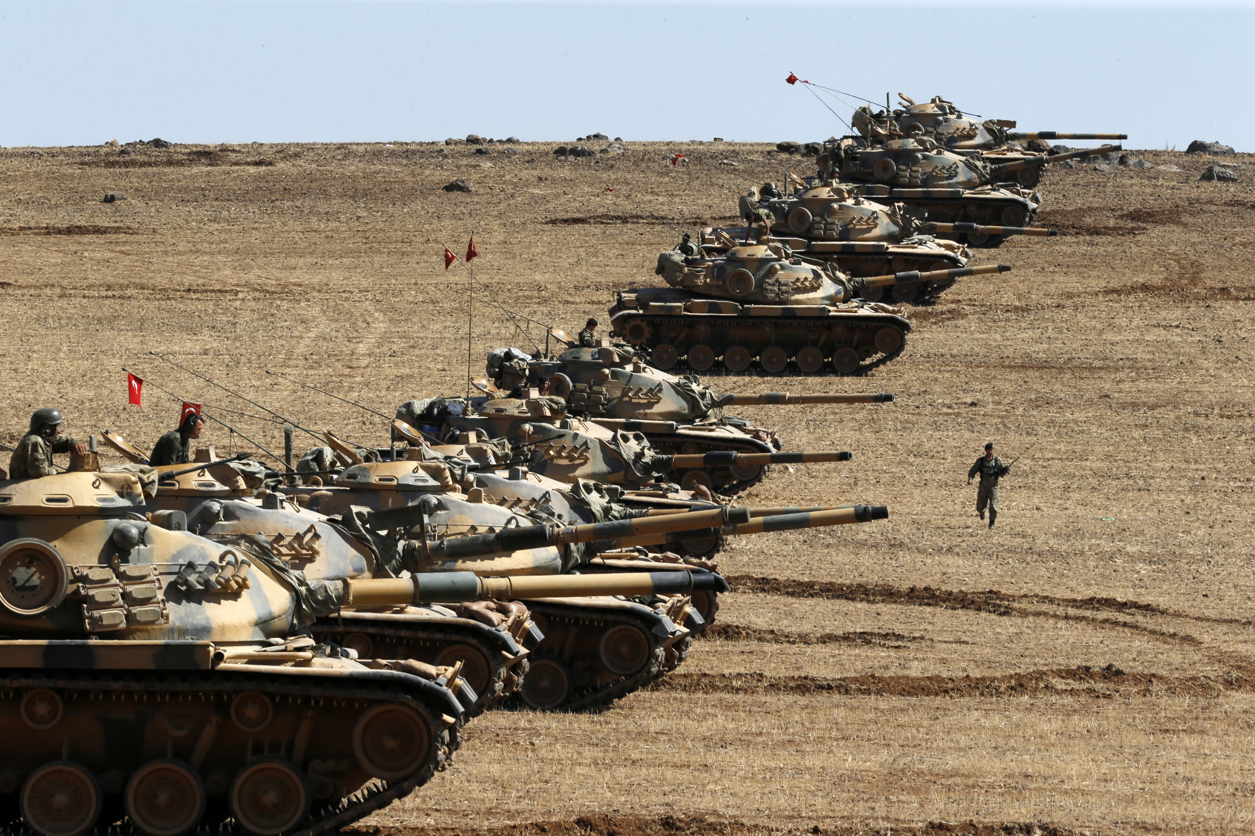 Turkey is 'making NATO very uncomfortable'