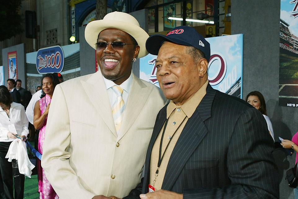 Bernie Mac 2004 Willie Mayes
