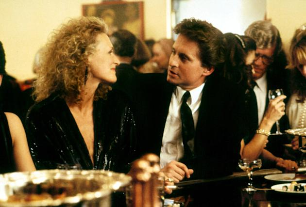 Michael Douglas Obit Gallery Fatal Attraction