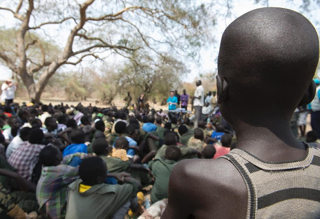 UN fears hundreds of children kidnapped in South Sudan