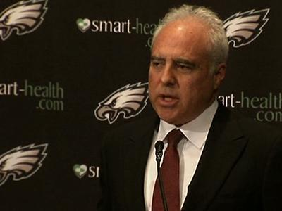Eagles Owner: Reid a 'Gem of a Person'