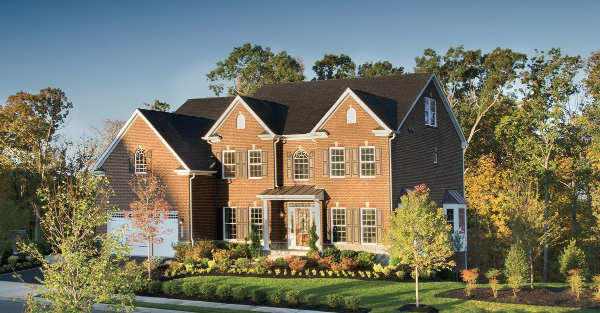 New Homes at Fairwood in Bowie, Maryland