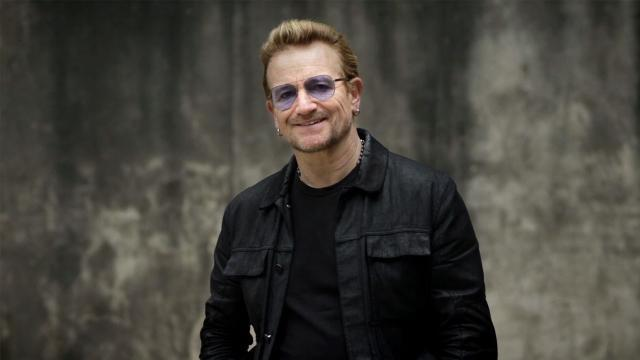 EXCLUSIVE: Bono Announces Charitable Campaign With Revo Eyewear