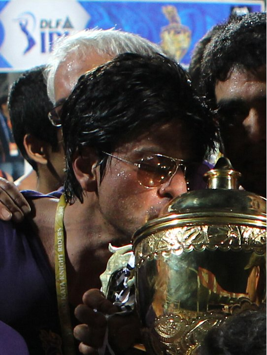 Bollywood star and co-owner of Kolkata K