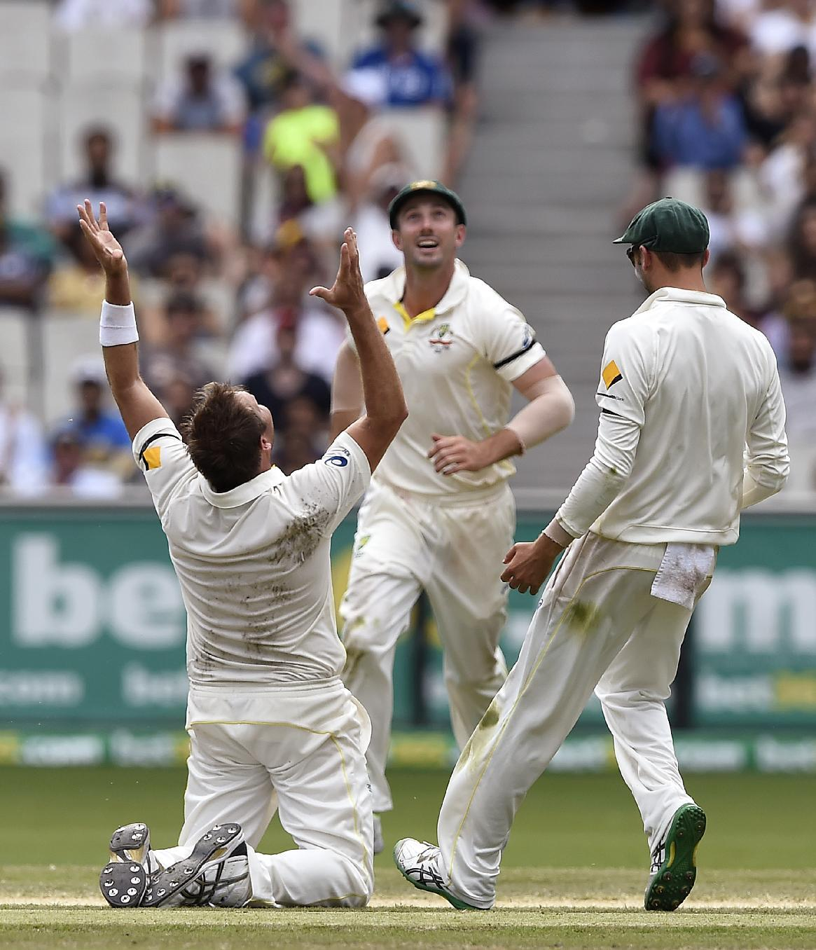India 462-8 at stumps on day 3 chasing Australia's 530