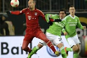 Robben to step in for suspended Ribery in cup clash, says Heynckes