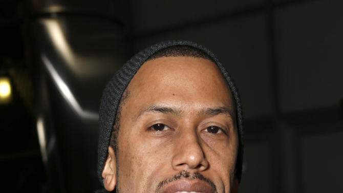 """Affion Crockett attend the premiere of """"A Haunted House"""" at the Arclight Hollywood on Thursday, Jan. 3, 2013, in Los Angeles. (Photo by Todd Williamson/Invision/AP)"""