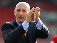 Blackpool manager Ian Holloway has heaped praise on Simon Grayson