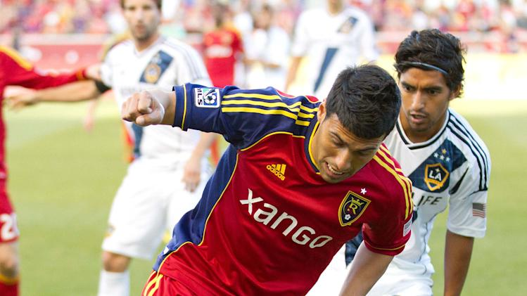 MLS: Los Angeles Galaxy at Real Salt Lake
