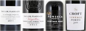 Taylor Fladgate, Fonseca and Croft Port Houses Declare 2011 Vintage