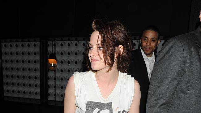 Kristen Stewart Mc Queen After Party