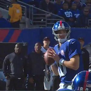 What is Eli Manning's future in New York?