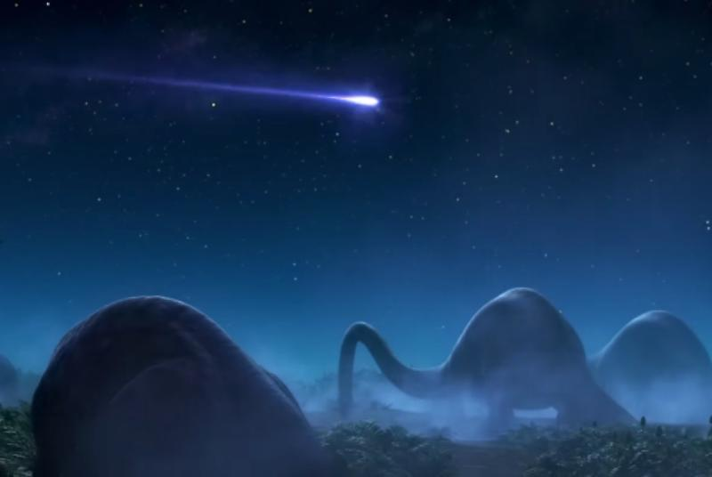 The first teaser for Pixar's The Good Dinosaur is here