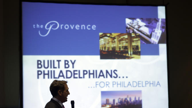 Casino applicants pitch for last Philly license