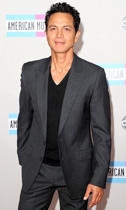 Benjamin Bratt American Music Awards Arrivals