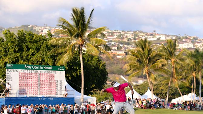 Sony Open in Hawaii - Final Round