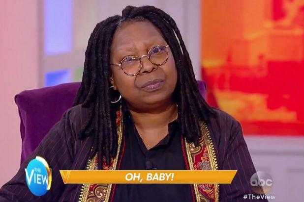 'View's' Whoopi Goldberg to Vaccine Opponents: 'If I Get Measles, I'm Coming to Your House' (Video)