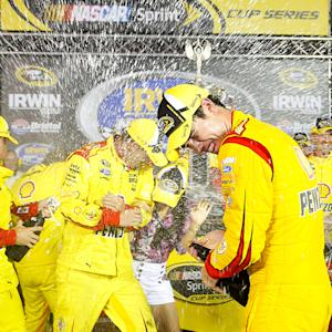Logano: 'It's a man's track'