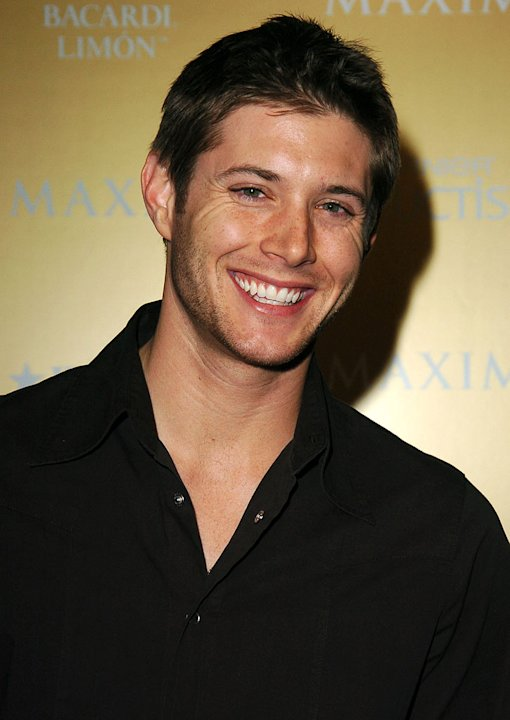 Jensen Ackles at the Maxim Magazine Hot 100 Party in Celebration of the Grand Opening of Body English, In the Hard Rock Hotel & Casino.