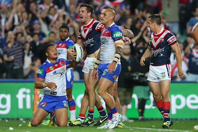 NRL Preliminary Final - Roosters v Knights