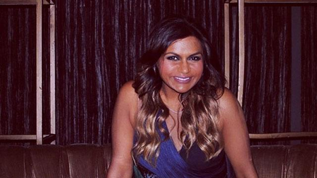 Mindy Kaling Gives 'Mindy Project' Crew the 'Best Goodie Bag'