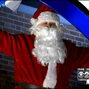 Rooftop Santa Raises Enough Money To Keep School Open