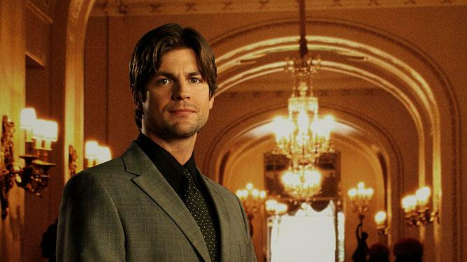 Gale Harold stars as Special Agent Graham Kelton in Vanished on FOX.