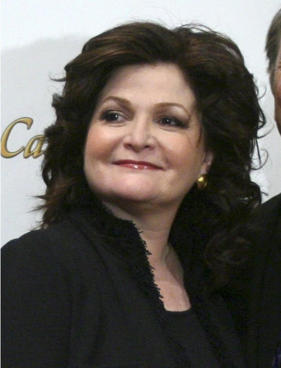 "FILE - In this March 10, 2008 file photo, actress Faith Prince appears at a news conference for the Broadway production of ""A Catered Affair,"" in New York. Prince will soon be getting in touch with he"