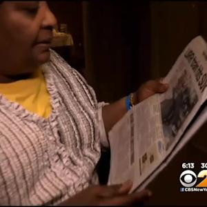 CBS2 Exclusive: Woman Struck By LIRR Train In East Rockaway Tells Her Story