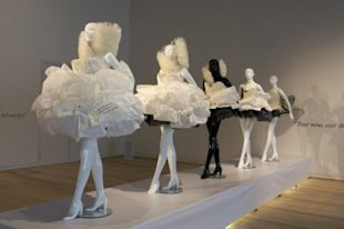 5 incarnations of the dissolvable wedding dress. / Sheffield Hallam University