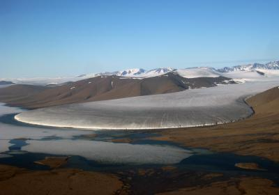 Greenland's Isolated Glaciers Melting Quickly