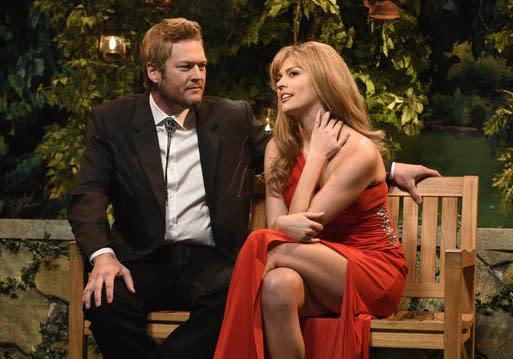 'Saturday Night Live' Ratings Rise With Host Blake Shelton
