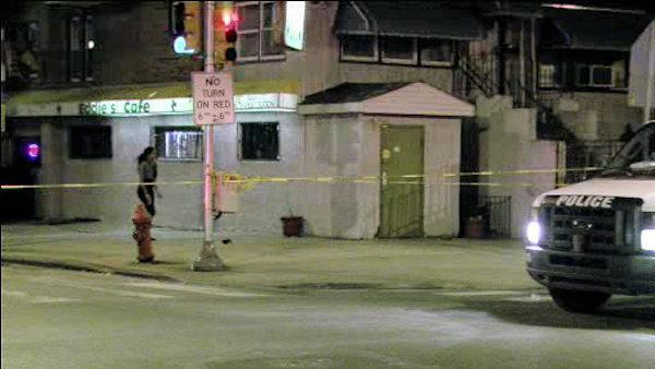 Man critical after shooting outside SW Phila. bar
