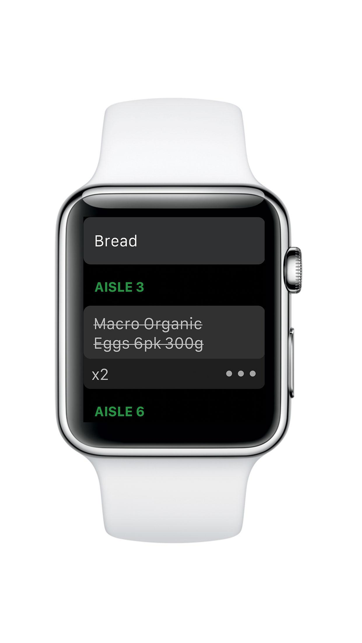 Woolworths to launch shopping app for Apple Watch