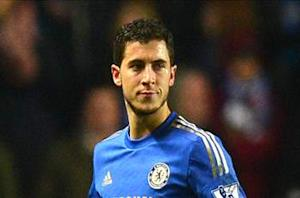 Hazard ruled out of Chelsea's Europa League final against Benfica