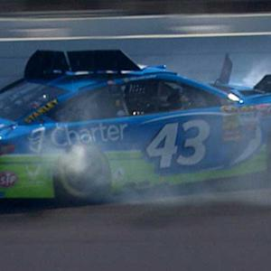 Almirola: People have won with backup cars before