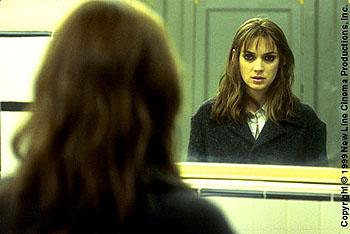 Winona Ryder as Maya Larkin in New Line's Lost Souls