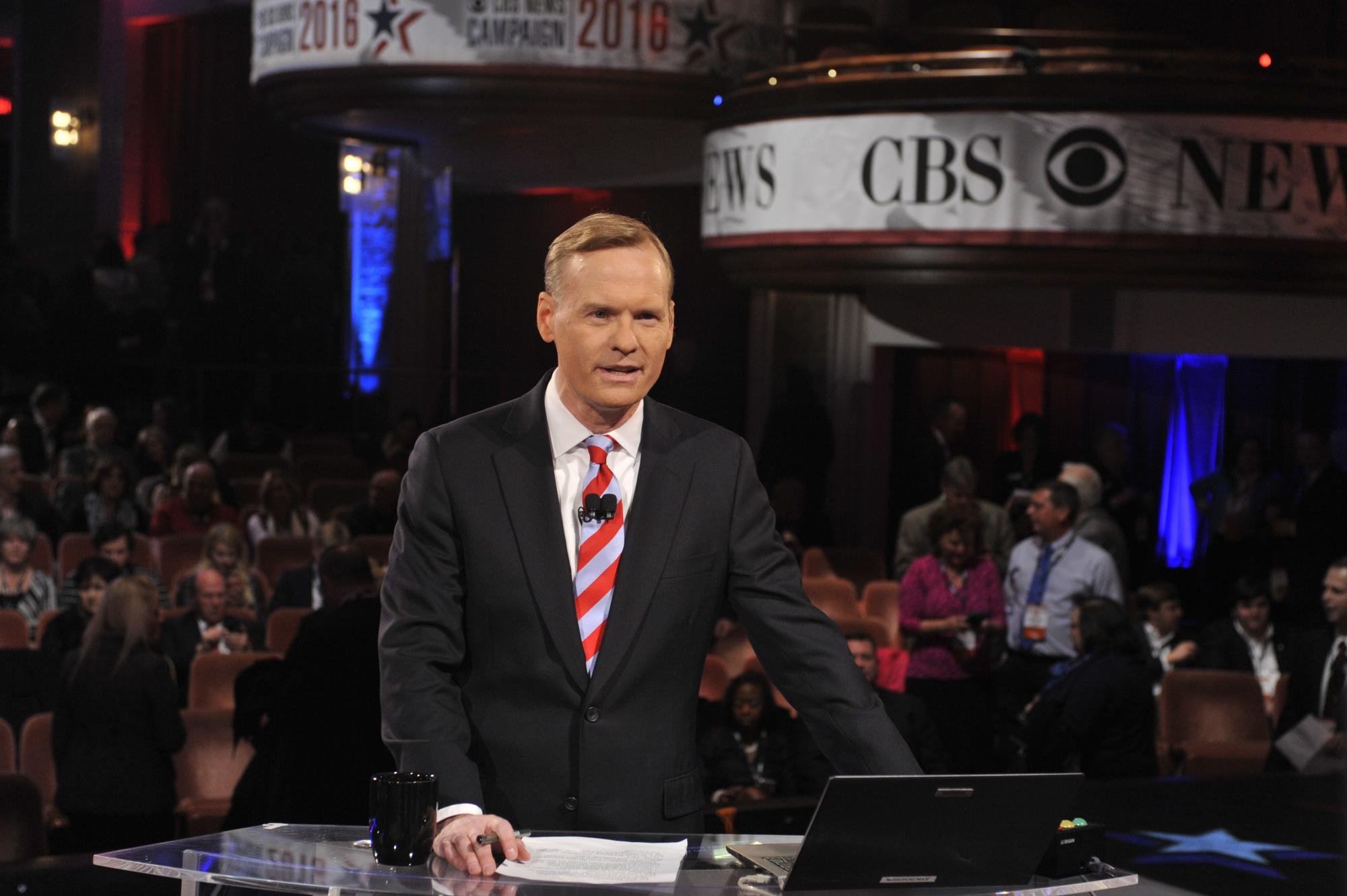 Battling Republicans On CBS Fuel Highest-Rated Debate Of 2016