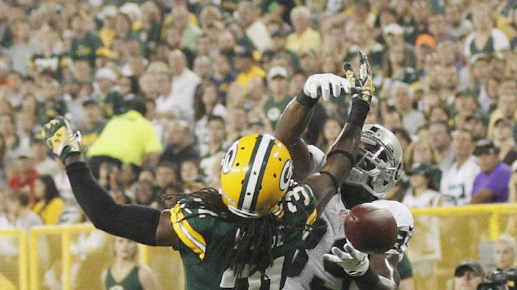 Packers, Peppers like direction of top defense