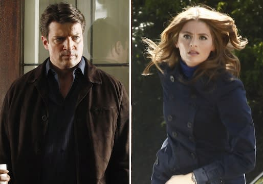 Castle Finale: Will Rick 'Blow Up' His Relationship With Kate to Save Her?
