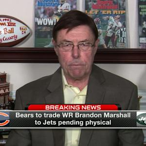 NFL Media's Charley Casserly: 'Brandon Marshall will be re-energized with New York Jets'