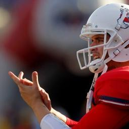 7th Heaven: Carr Shines In Fresno State's Victory