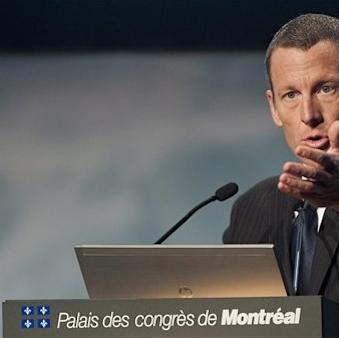 Armstrong says he's 7-time Tour de France champ The Associated Press Getty Images