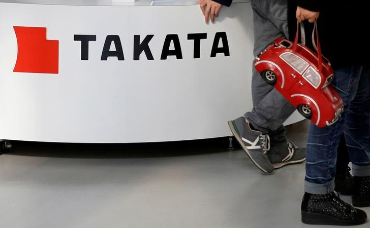 Takata in rescue talks with KKR, other investors: sources