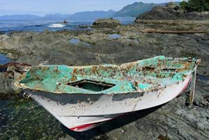 2 Years On, Japan Tsunami Debris Still Washing Ashore